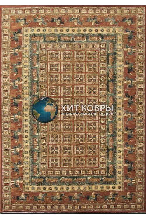 Бельгийский шерстяной ковер Kashqai 43 01 300