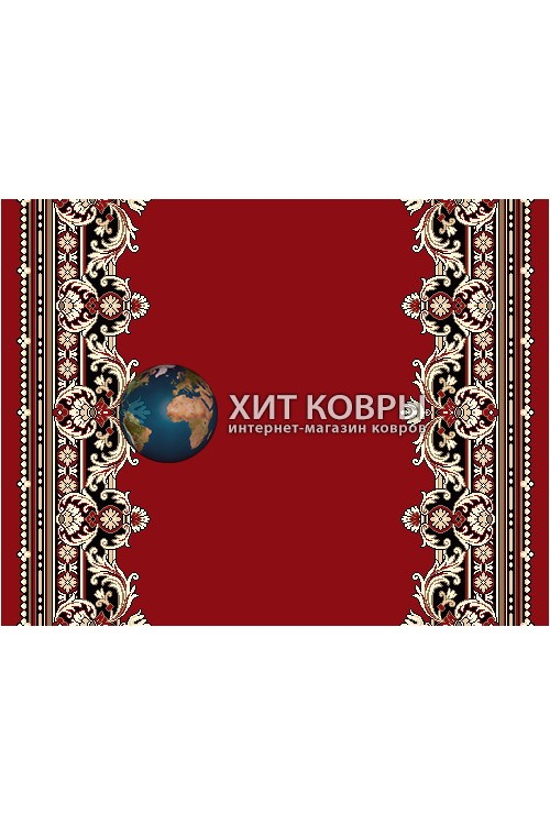 ковер в комнату кремлевский 3304