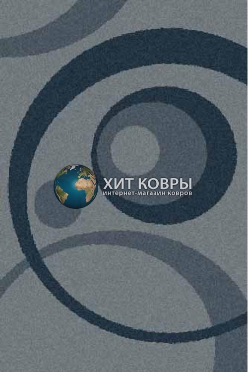 Российский ковер прямоугольный Platinum t151 голубой